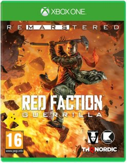 Диск Red Faction Guerrilla Re-Mars-tered (Б/У) [Xbox One]