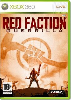Диск Red Faction: Guerrilla [X360]