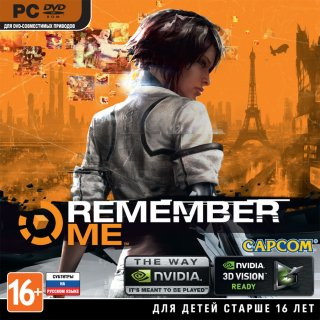 Диск Remember Me [PC]