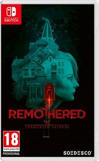 Диск Remothered: Tormented Fathers [NSwitch]