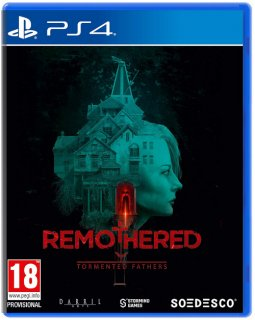 Диск Remothered: Tormented Fathers [PS4]