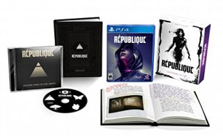 Диск Republique - Contraband Edition [PS4]