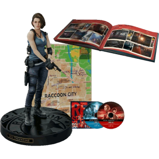 Диск Resident Evil 3 - Collector's Edition [PS4]