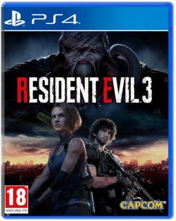 Диск Resident Evil 3 [PS4]