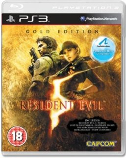 Диск Resident Evil 5 Gold Edition [PS3]