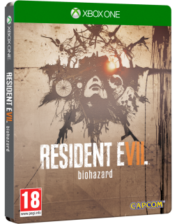 Диск Resident Evil 7: Biohazard - Steelbook Edition [Xbox One]
