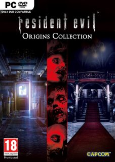 Диск Resident Evil Origins Collection [PC]