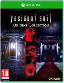 Диск Resident Evil Origins Collection [Xbox One]