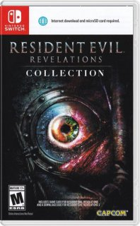 Диск Resident Evil Revelations - Collection (US) [NSwitch]