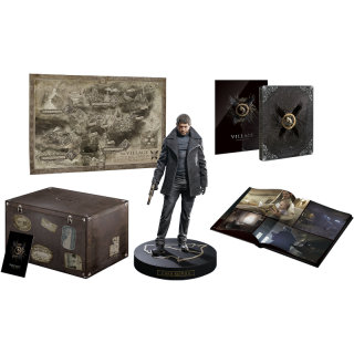 Диск Resident Evil Village - Collector's Edition [PS4]