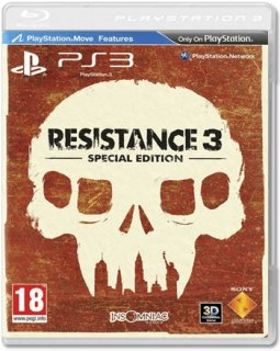 Диск Resistance 3 Special Edition (Б/У) [PS3]
