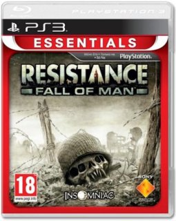Диск Resistance: Fall of Man [PS3]