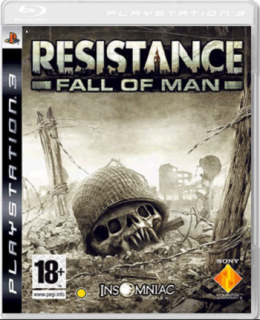 Диск Resistance: Fall of Man (Б/У) [PS3]