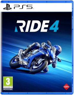 Диск Ride 4 [PS5]