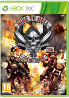 Диск Ride to Hell: Retribution [X360]