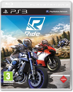 Диск Ride [PS3]