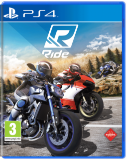 Диск Ride [PS4]