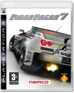 Диск Ridge Racer 7 [PS3]