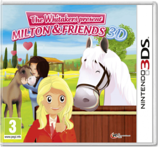 Диск Riding Stables: The Whitakers present Milton and Friends [3DS]