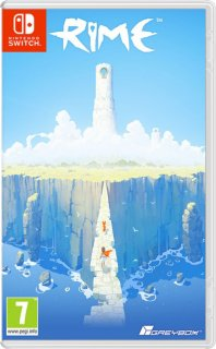 Диск RiME [NSwitch]