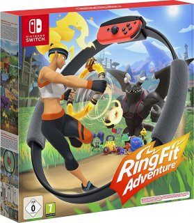 Диск Ring Fit Adventure [NSwitch]
