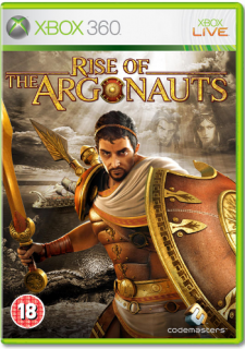 Диск Rise of Argonauts [X360]