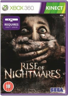 Диск Rise of Nightmares [X360, Kinect]