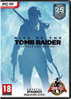 Диск Rise of Tomb Raider - 20-летний юбилей [PC,DVD]