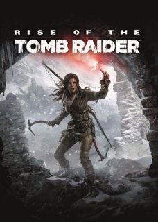 Диск Rise of Tomb Raider [PC]