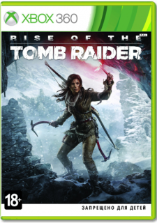 Диск Rise of Tomb Raider [X360]