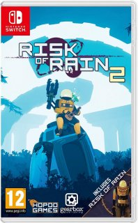 Диск Risk of Rain 2 Bundle (+Risk of Rain) [NSwitch]