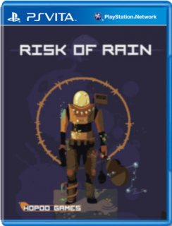 Диск Risk of Rain [PS Vita]
