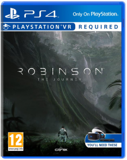Диск Robinson: The Journey [PSVR]