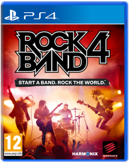 Диск Rock Band 4 [PS4]