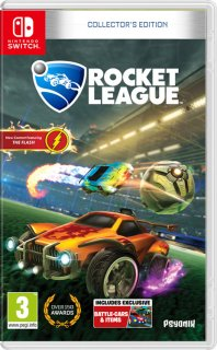 Диск Rocket League Collector's edition [NSwitch]