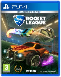 Диск Rocket League Collector's edition [PS4]
