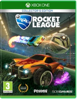 Диск Rocket League Collector's edition [Xbox One]
