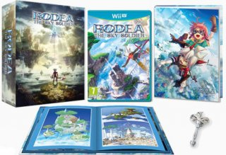 Диск Rodea: The Sky Soldier - Limited Edition [Wii U]