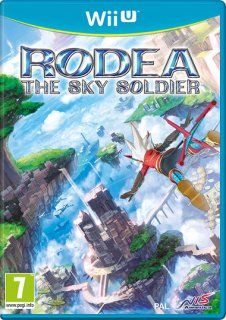 Диск Rodea: The Sky Soldier [Wii U]