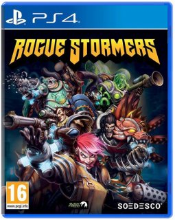 Диск Rogue Stormers [PS4]