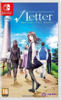 Диск Root Letter: Last Answer - Day One Edition [NSwitch]