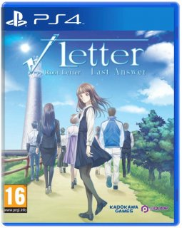 Диск Root Letter: Last Answer - Day One Edition [PS4]