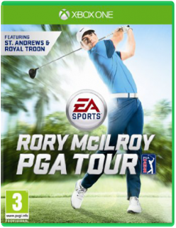 Диск Rory McIlroy PGA Tour [Xbox One]