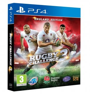 Диск Rugby Challenge 3 [PS4]