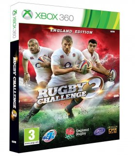 Диск Rugby Challenge 3 [X360]