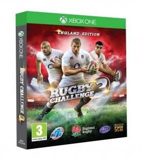 Диск Rugby Challenge 3 [Xbox One]