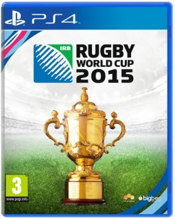 Диск Rugby World Cup 2015 (Б/У) [PS4]