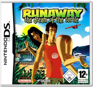 Диск Runaway: The Dream of the Turtle (без пленки) [DS]