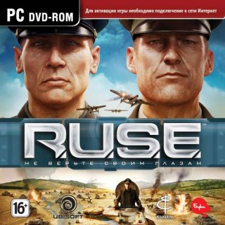 Диск R.U.S.E. [PC,Jewel]