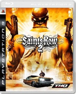 Диск Saint's Row 2 [PS3]